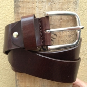 Lee Belt Dark Brown