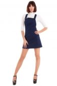 Collectif clothing Lena pinafore dress