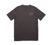 Brixton Swift Washed Black Tee
