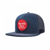 Brixton Wheeler Mesh navy/red