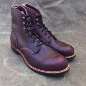 Red Wing Style No. 8119 Iron Ranger Oxblood