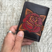 Loser Wallets Rose Small Wallet