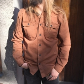 WMAC Workshirt #21 Monks Robe