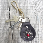 Warpath Studded Key Holder