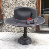 Stetson Virginia Woolfelt Grey