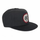 Deus Tiger Head Cap Black