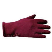 Collectif lined winter gloves