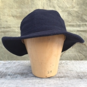 Buzz Rickson's Wool Army Hat Navy