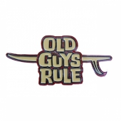Old Guys Rule LB Logo Bottle Opener