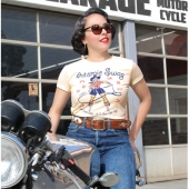 Atomic Swag Giddyup ladies tee