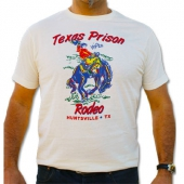 Atomic Swag Texas prison rodeo mens tee