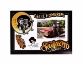 Suavecito Magnetic Photo Frame Set