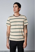 Brixton Hilt washed pocket tee
