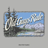 Old Guys Rule Vacation Pines Dark Ash