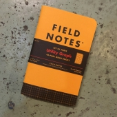 Field Notes 3-pack Utility Graph