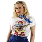 Atomic swag Nashville ladies tee