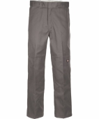 Dickies Double Knee Work Pant Charcoal Grey