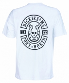 Dickies Biscoe Tee White