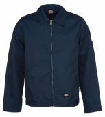 Dickies Eisenhower Jacket Dark Navy fodrad