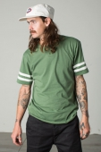 Brixton Fairfield S/S Henley Kelly green