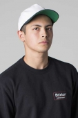 Brixton Outfield cap offwhite/black
