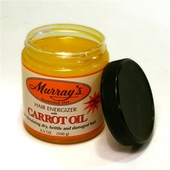 Murray's Hair energizer with carrot oil
