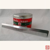 Barber comb small
