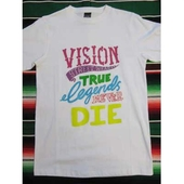 Vision Real Legends tee