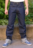 Prison Blues 50s Cut Classic Jeans - Relaxed fit