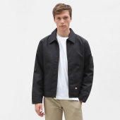 Dickies Eisenhower Jacket Black fodrad