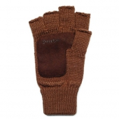 Brixton Cutter brown gloves