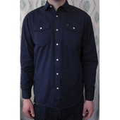 Lee 101 Matching shirt Navy
