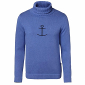 Jumperfabriken Haddock sweater turtleneck