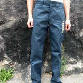 Dickies 873 Slim Straight Work Pant Navy Blue