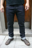 Indigofera Ray Selvage No9