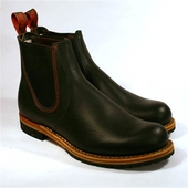 Red Wing Style No. 2918 Chelsea Black