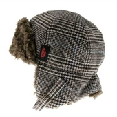 CTH Bore Glencheck hat