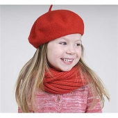 CTH Amelie Jr Red Beret