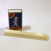 Moustache and Beard Comb