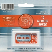 Merkur Double Edge Blades