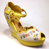 Homemaker lemon shoe