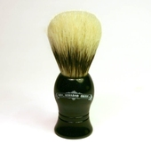 Col Conk Boar Brush Black Handle rakborste