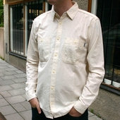 Carhartt Clink Shirt Natural Rinsed