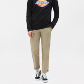 Dickies 873 Slim Straight Khaki Work Pant