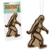 Accoutrements Air freshener bigfoot