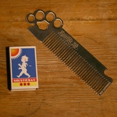 Rumble59 Comb Knuckle Duster metallkam