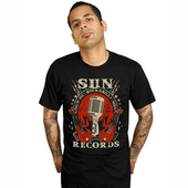 Steady Clothing Rockabilly music tee