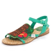 Miss L Fire KonTiki Trim Sandal