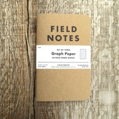 Field Notes 3-pack Graph