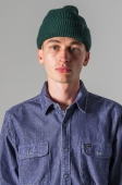 Brixton Heist Hunter Green beanie